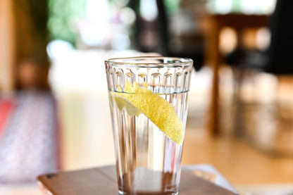 Longdrinkglas Lawe mit getränk