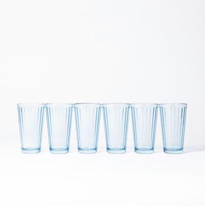 Longdrinkglas Lawe Blau