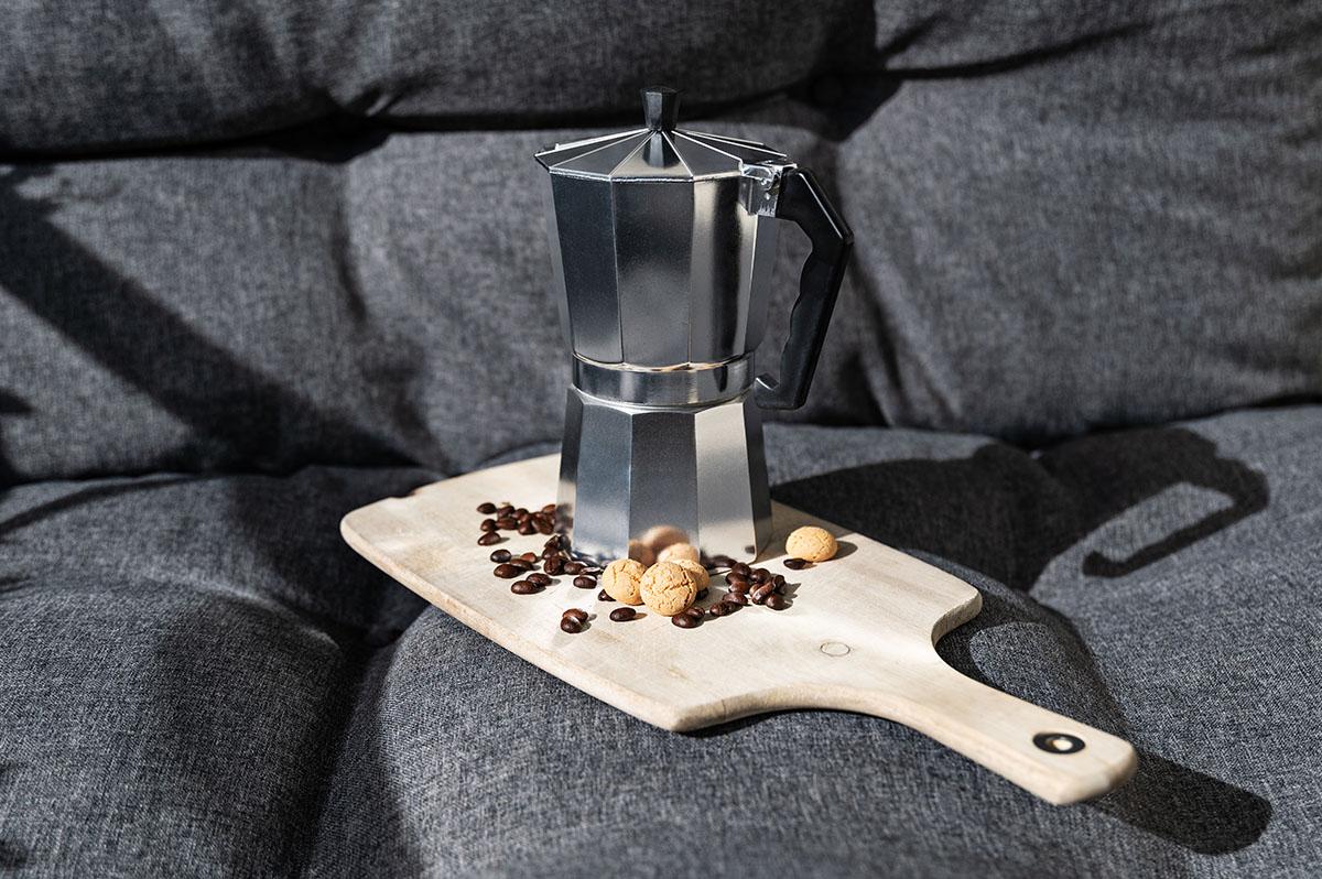 Kaffeeliebhaber Geschenke Espressokanne