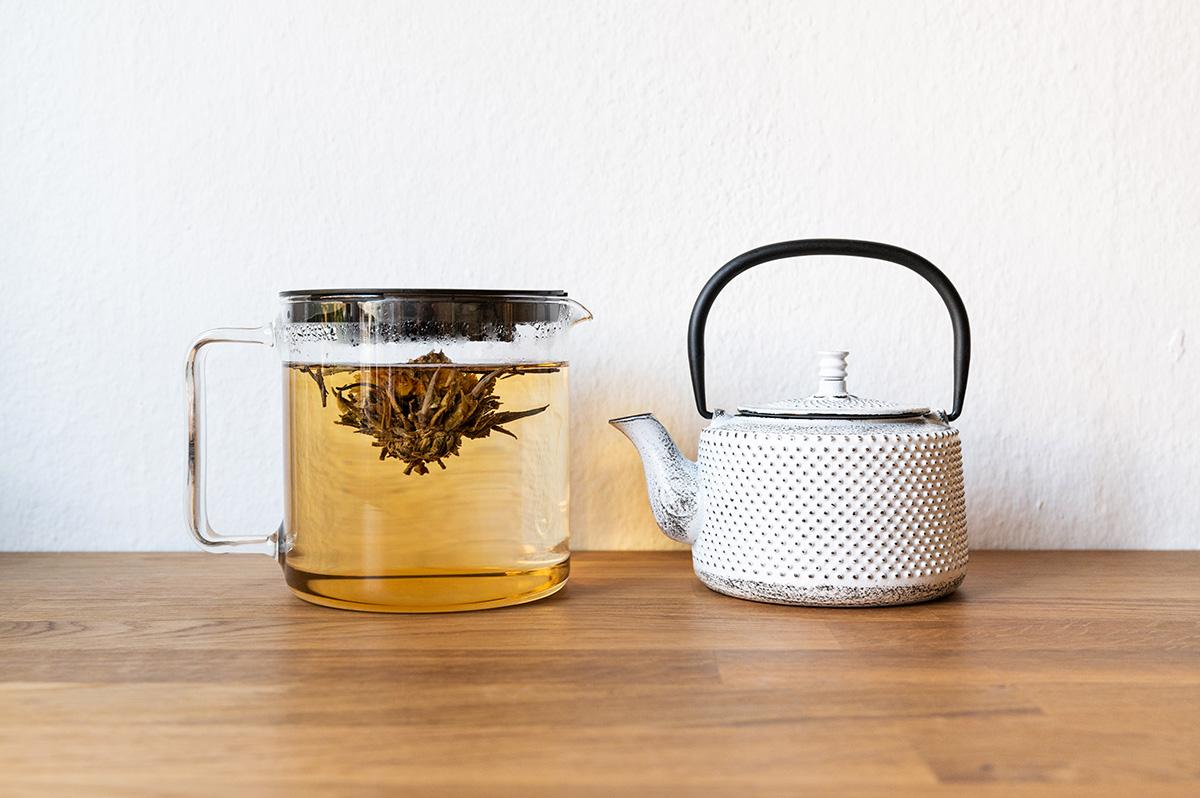 Welche Teekanne für welchen Tee