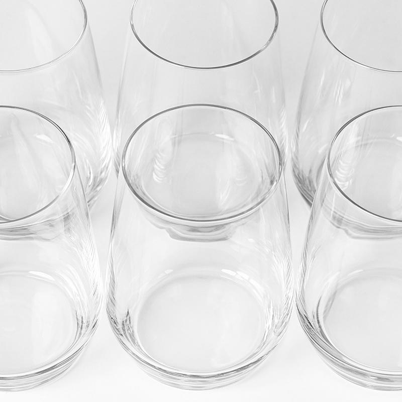 Wasserglas Tango 03