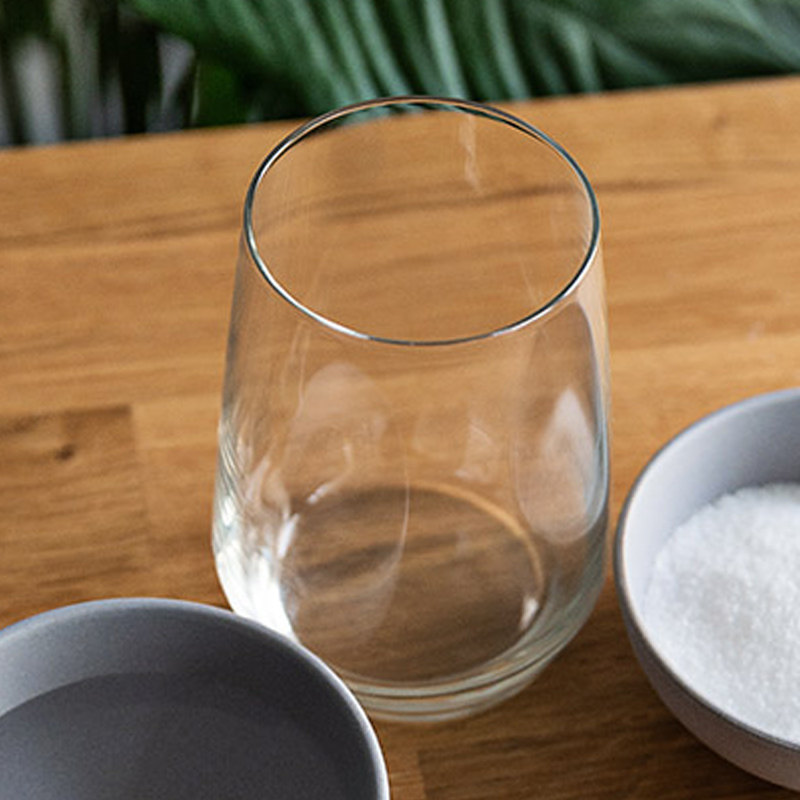 Wasserglas Tango 04