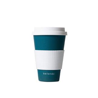 Kaffeebecher to go Bamboo blau