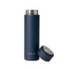 hot steel isolierflasche blau
