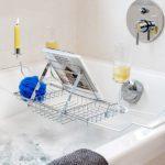 Badewannenhalter Wellnesstime Metall