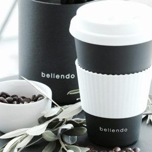 Kaffee To Go Becher Verpackung