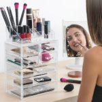 MakeUp Organizer ForeverBeauty Faecher