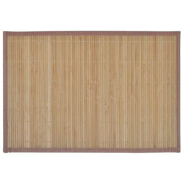 Tischset Asia Bambusoptik
