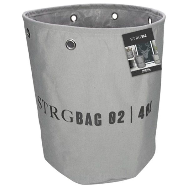 Waeschekorb Laundrystorage Grau