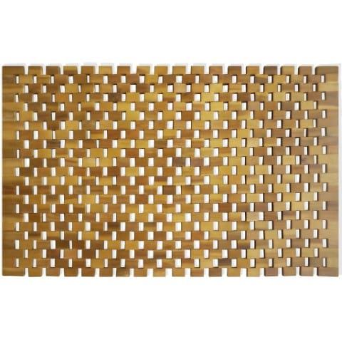 Badematte Mosaic Labyrinth Karo