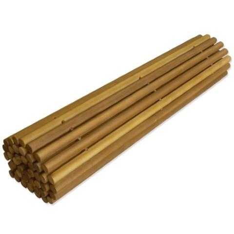 Badematte Akazie Holz