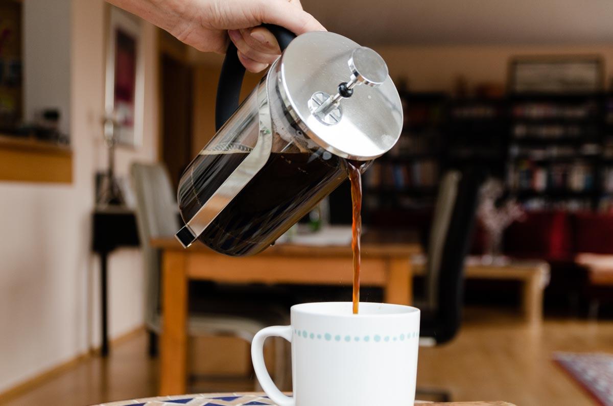 press kaffeebereiter