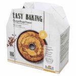 Gugelhupfform Easy Baking Metall