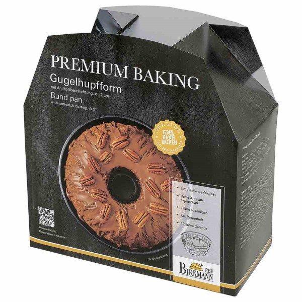 Gugelhupfform Premium Baking Klassisch