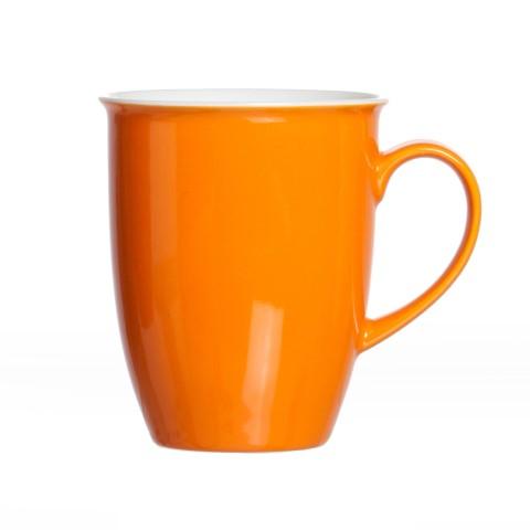 Kaffebecher Doppio Orange