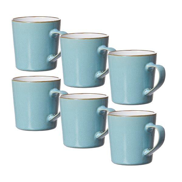 Kaffeebecher Visby Blau