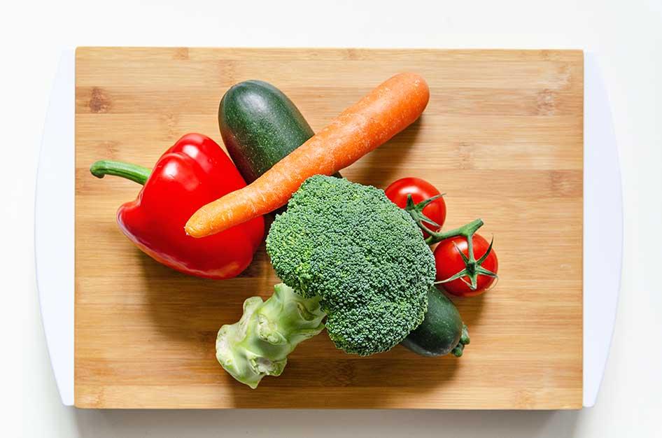 Sommergemüse Zucchini
