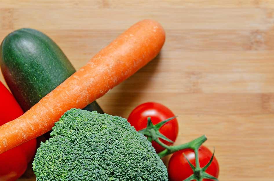 Sommergemüse Karotten