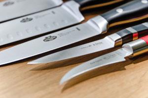 Messerarten