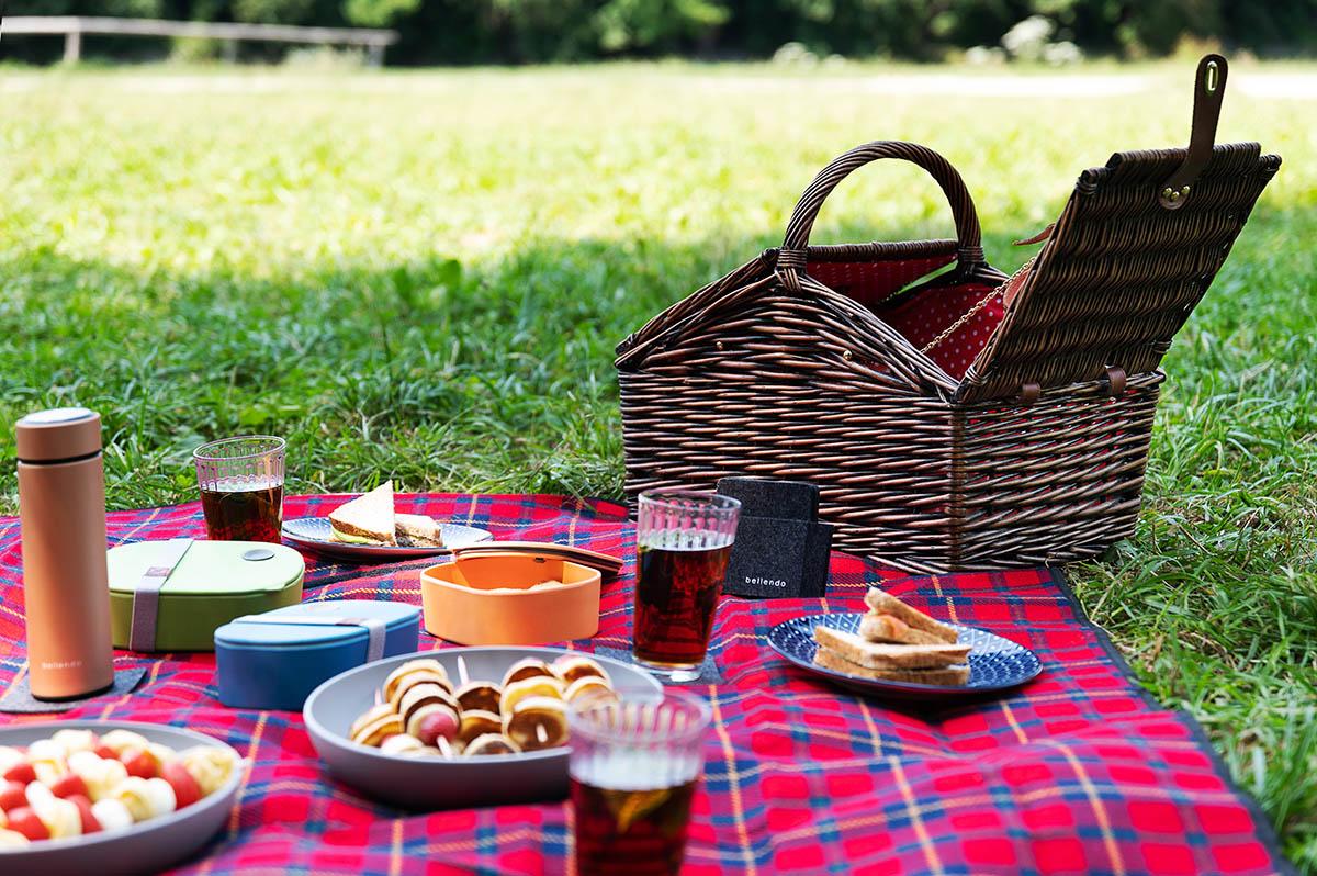 4 einfache picknickideen