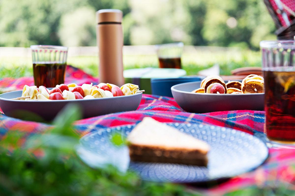 4 picknickideen