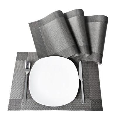 Tischset Tamina silber