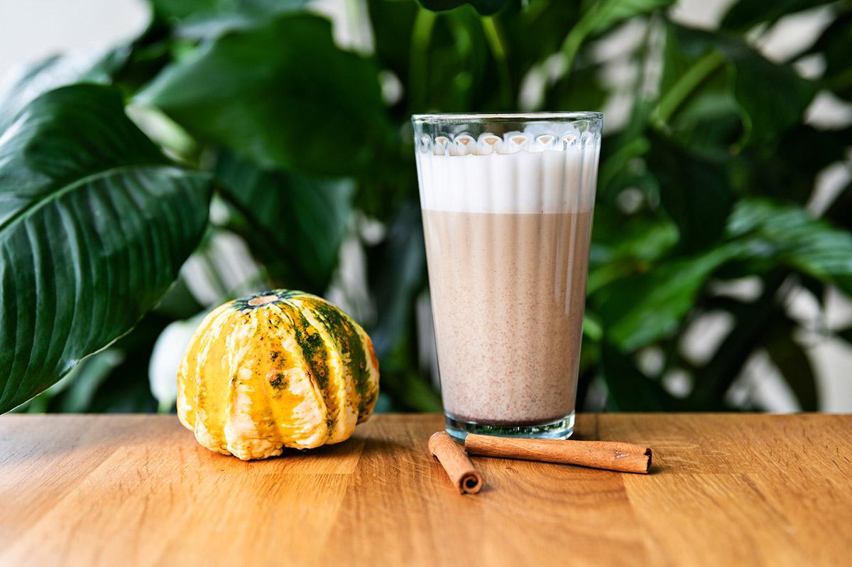 Herbstgetraenk Chai Latte selber machen