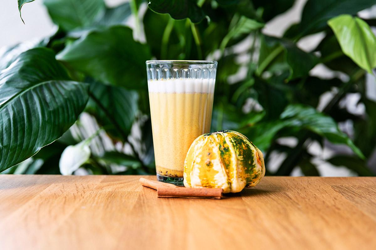 Pumpkin spiced latte selber machen