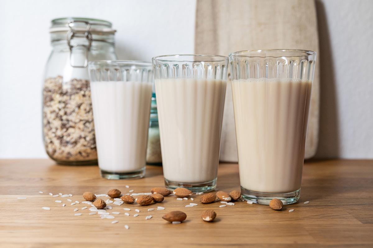 Beste Milch-Alternative