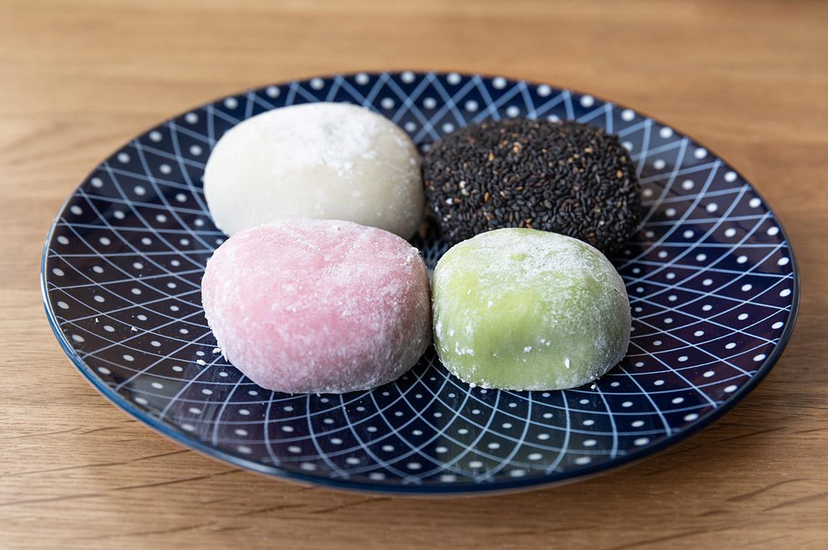 Mochi-Varianten